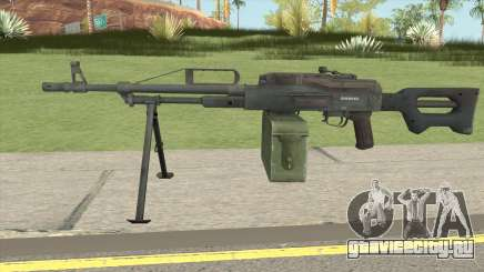 Battlefield 4 PKP Pecheneg для GTA San Andreas