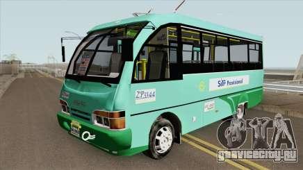 Hino FC9J для GTA San Andreas