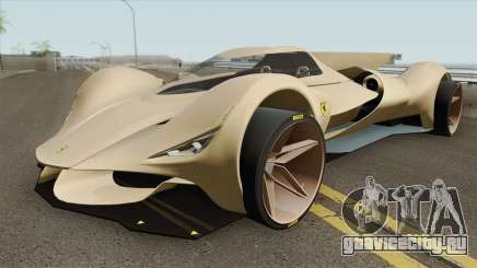 Ferrari Piero T2 LM Stradale LMP1 2025 для GTA San Andreas