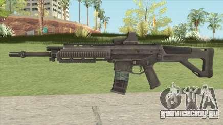 Battlefield 3 ACW-R для GTA San Andreas