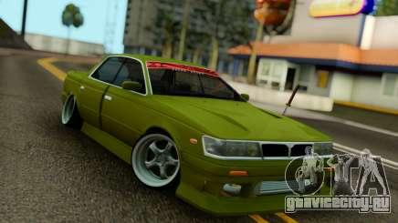 Nissan Laurel C33 Green для GTA San Andreas