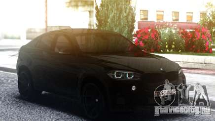 2016 BMW X6M F86 Exhaust SOUND для GTA San Andreas