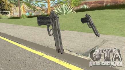 Beretta 92 Pistol для GTA San Andreas