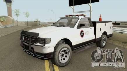 Contender LST Arrow Board GTA V для GTA San Andreas