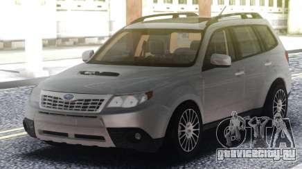 Subaru Forester X Ski-FX 2010 Price & Specs для GTA San Andreas