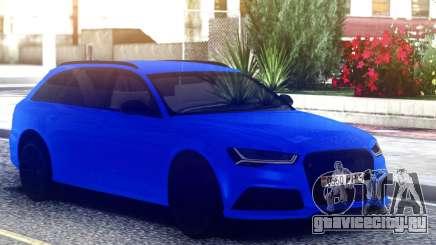Audi RS6 Avant by Race 6 для GTA San Andreas