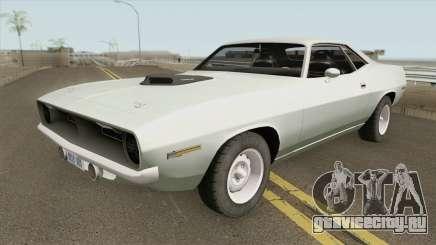 Plymouth Hemi Cuda IVF для GTA San Andreas