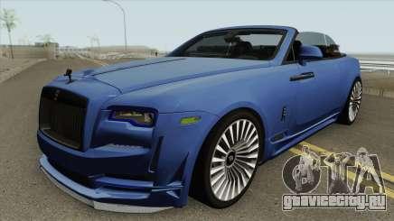 Rolls-Royce Dawn Onyx Concept 2016 IVF для GTA San Andreas