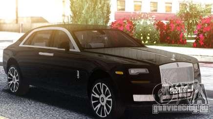 Rolls-Royce Ghost 2019 для GTA San Andreas