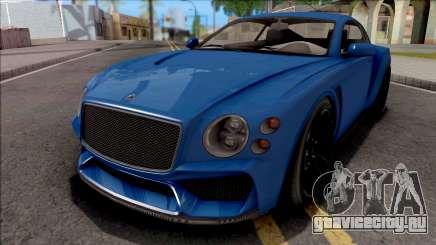GTA V Enus Paragon R Stock для GTA San Andreas