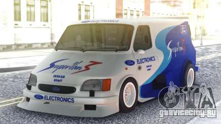 Ford Transit Supervan 3 Custom cars для GTA San Andreas