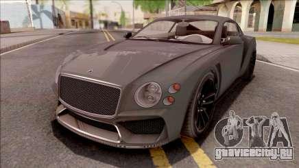 GTA V Enus Paragon R Stock IVF для GTA San Andreas
