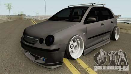 Volkswagen Polo Tuned для GTA San Andreas