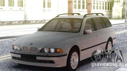 BMW E39 Универсал M57D30 Туринг для GTA San Andreas