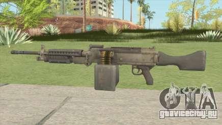 Battlefield 4 M240B для GTA San Andreas