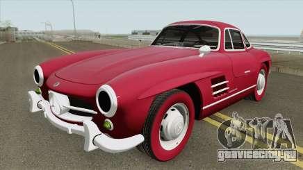 Mercedes-Benz SL 300 для GTA San Andreas