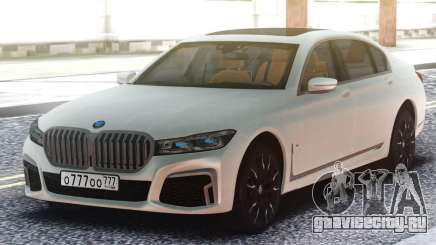 2020 BMW 7 Series M760Li  XDrive Long FULL REVI для GTA San Andreas