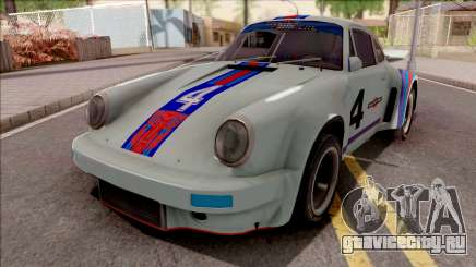 Porsche 911 Carrera RSR Transformers G1 Jazz для GTA San Andreas
