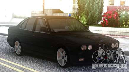 BMW 525I Specs для GTA San Andreas