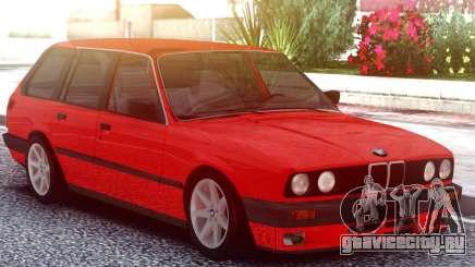 BMW E30 Wagon для GTA San Andreas