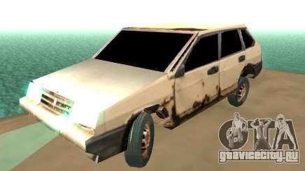 ВАЗ 2109 (LADA ДЕВЯТКА) для GTA San Andreas