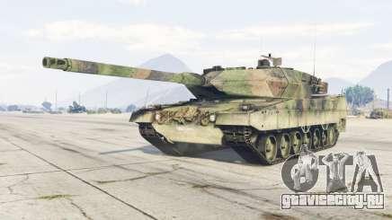 Leopard 2A6 для GTA 5