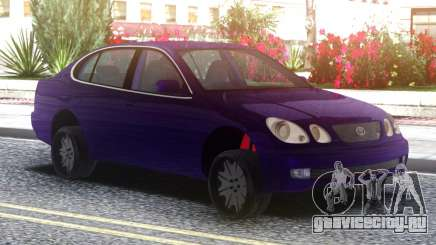 Toyota Crown Stance для GTA San Andreas