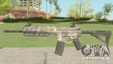 JTF P416 (Tom Clancy The Division) для GTA San Andreas