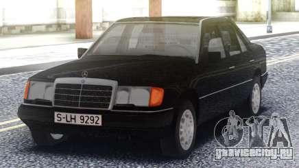 Mercedes-Benz W124 1989 для GTA San Andreas