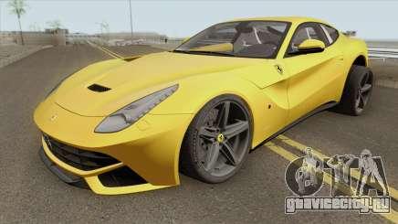 Ferrari F12 Berlinetta 2013 HQ для GTA San Andreas