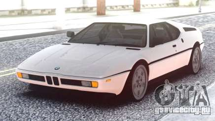 BMW M1 E26 для GTA San Andreas