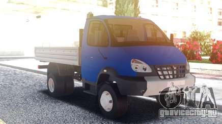 ГАЗ 3310 Бортовой для GTA San Andreas