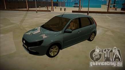 Lada Granta Hatchback 2019 для GTA San Andreas
