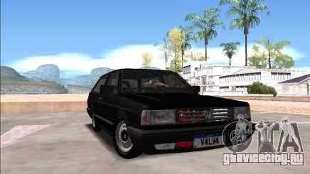 Volkswagen Parati 1989 Para CarroVlog для GTA San Andreas