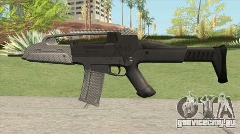 M4 (Carbon) для GTA San Andreas