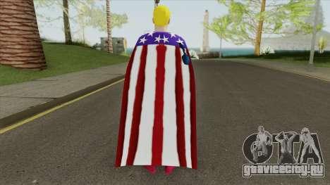 Homelander (Capitao Patria) для GTA San Andreas