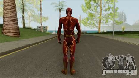 Flash: Fastest Man Alive V1 для GTA San Andreas