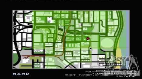New CJ House (GTA Online Style) для GTA San Andreas