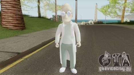 Hubert Farnsworth (Futurama) для GTA San Andreas