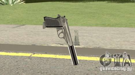 Wolfram PP7 Silenced (007 Nightfire) для GTA San Andreas