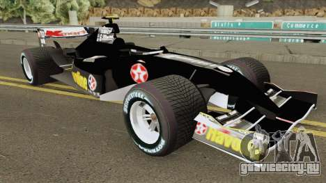 Indy Car (Havoline Racing) для GTA San Andreas