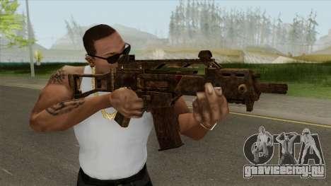 G36C BE13 для GTA San Andreas
