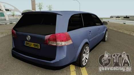Vauxhall Vectra MK3 Caravan SW для GTA San Andreas