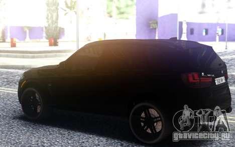 BMW X5M для GTA San Andreas