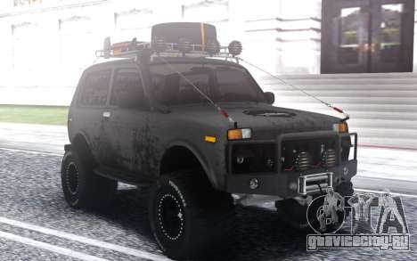 ВАЗ 2121 Нива Оффроад для GTA San Andreas