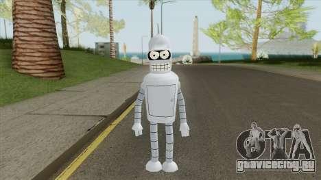 Bender (Futurama) для GTA San Andreas
