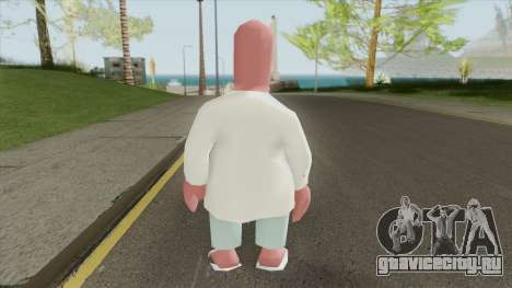 Doctor Zoidberg (Futurama) для GTA San Andreas