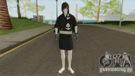 Hyakkimaru Skin V1 для GTA San Andreas