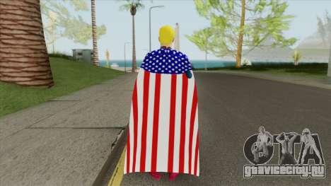 Homelander (Capitao Patria) V2 для GTA San Andreas