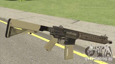 MK18 Assault Rifle для GTA San Andreas